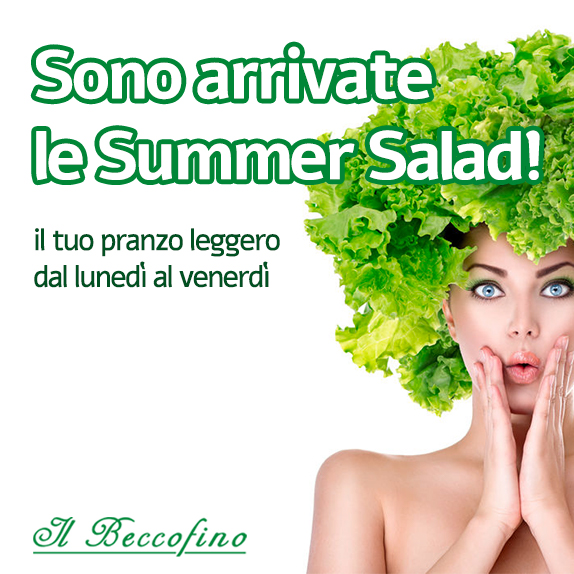 Sono arrivate le Summer Salad